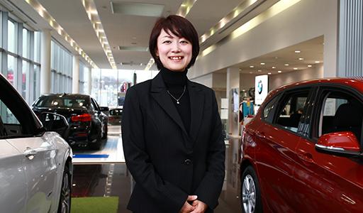 株式会社村内外車センター 総務部人事 主任 小出 和子様