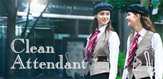 clean attendant
