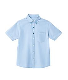 半袖ニットシャツ / HM-2419 c/#6